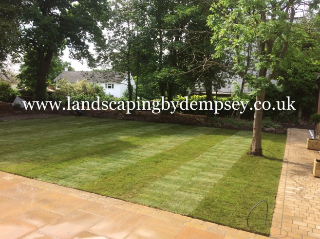 Landscape gardeners Liverpool