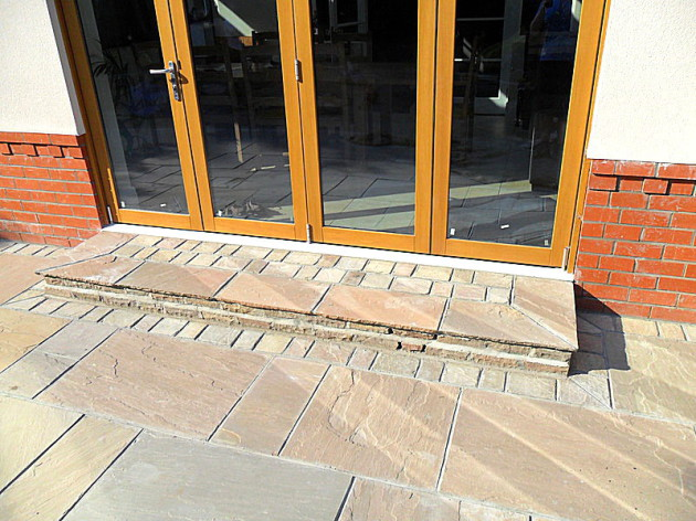 Stone paving services Liverpool