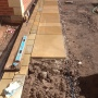 York stone paving laid by Dempsey in Cheshire
