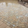 York stone by Dempsey for Cheshire driveways